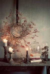 Doe het zelf > Rozenbottelkrans op twoonhuis.nl | Romantic winter
