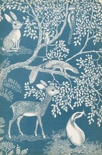 Vintage Wallpaper | Romantic winter