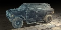 Nextgen vehicle - Polycount Forum