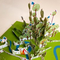 Liberté | Livre Jeunesse | Louis Rigaud - illustration, animation, jeu, web, graphisme, typo, atelier