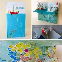 Océano | Livre Jeunesse | Louis Rigaud - illustration, animation, jeu, web, graphisme, typo, atelier