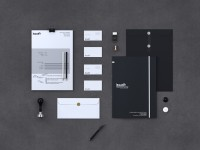 iScan / Corporate Identity on Branding Served