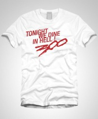 Tonight we dine in Hell | WM Tees