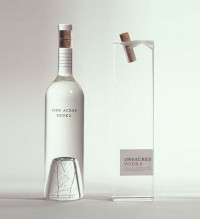 simple vodka bottle design. | Inspiration DE