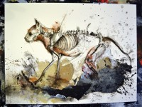15 Alluring Paintings by Eric Lacombe | inspirationfeed.com
