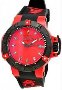 Women's Subaqua Lady Red Dial Black Bezel Quartz Date Display Ru [BD10130] - $268.50 : Luxury Brands Watches | Buy Luxury Brands Watches at Discount Prices, Luxurybrandswatches.com is a premier watch retailer that specializes in selling luxury and branded watches at exceptional prices. Shop for Invicta, Aquaswiss, Gucci, Tag Heuer & many more