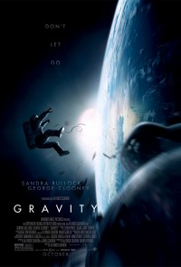 Gravity: Mega Sized Movie Poster Image - Internet Movie Poster Awards Gallery