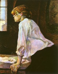 File:Get lautrec 1889 the laundress.jpg - Wikimedia Commons