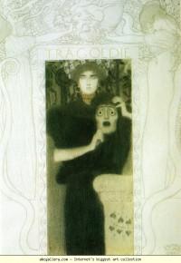 Gustav Klimt. Tragödie (Tragedy) - Olga's Gallery