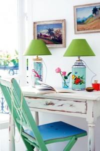 Une lampe avec un Thermos - Marie Claire Idées