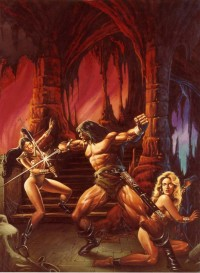 Crossed Swords by JoeJusko
