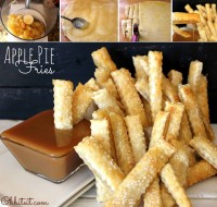 DIY Apple Pie Fries DIY Projects | UsefulDIY.com