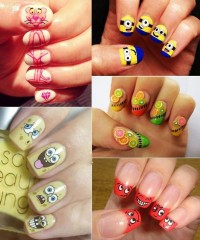 Amazing Nail Design Creations DIY Projects | UsefulDIY.com