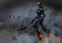 FLY by omidtak - omid nekoohemat - CGHUB