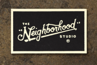 NeighborhoodStudio — Business Card