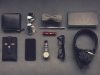 Stylish Display Of Accessories - Stock Photo - FreebiesXpress