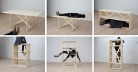 On the Grid: Fastener-Free Modular Home Furniture System | Designs & Ideas on Dornob