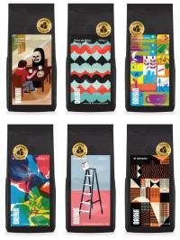 OriginCoffee - The Dieline: The World's #1 Package Design Website -