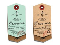 Creencias Organic Tequila - The Dieline: The World's #1 Package Design Website -