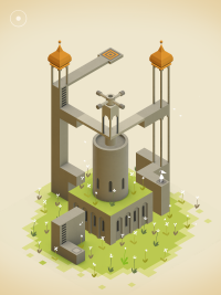 Monument Valley, a video game about impossible architecture - The Fox Is Black