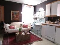 Vintage Elegance - eclectic - kitchen - toronto - by Jenn Hannotte / Hannotte Interiors