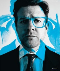 Black Book March 2011 Jason Sudeikis by Billy Kidd - very ... | design