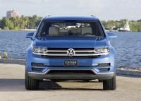 Volkswagen CrossBlue Concept Photo Gallery - Autoblog