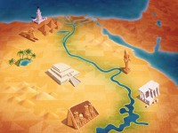 The Man From Egypt (iPad game) on