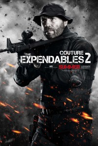 The Expendables 2: Extra Large Movie Poster Image - Internet Movie Poster Awards Gallery
