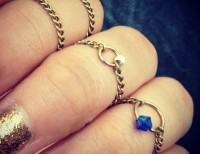 6. Ring + Chain