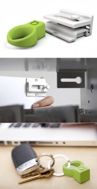 "Simple, Invisible and ""Attractive"" Drawer Locking System - Core77"