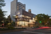 The Diana Center at Barnard College / Weiss Manfredi | ArchDaily — Designspiration
