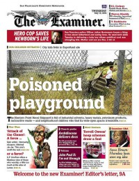 Newspaper redesign: San Francisco Examiner | Flickr - Photo Sharing!