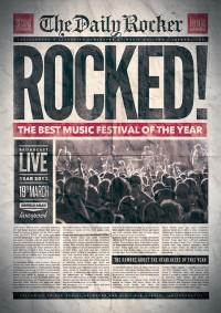 Grunge Newspaper Poster Template Vol. 2   Flickr - Photo Sharing!
