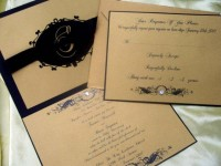 Forever BoundIn GoldCrystal Embellished by YesUMaystationery