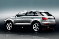 2012 New Audi Q3 2012-audi-q3-teaser-sketches-photos-rear-side-view – New Car Latest and Article Review