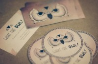 Creative Owl Business Card Designs | Inspiration DE