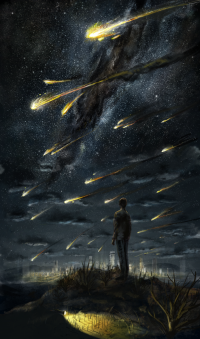 Meteor by BrandonStricker on deviantART | Inspiration DE