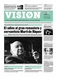 Editorial Design Inspiration: VISION Newspaper | Abduzeedo Design Inspiration