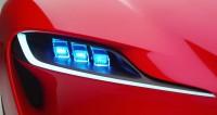 Toyota FT-1 Concept - Headlight - Car Body Design