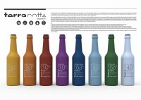 TerraCotta Craft Beer (Concept) on Packaging of the World - Creative Package Design Gallery