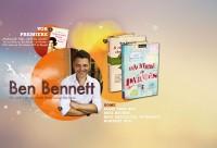 Ben Bennett – Novelist