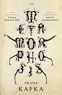 Jamie Keenan creates a masterful cover for 'The Metamorphosis' - The Fox Is Black
