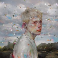 Melancholy Youth –The incredible paintings of xhxix - The Fox Is Black