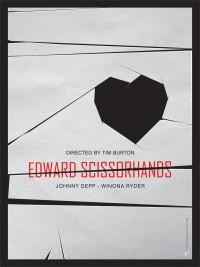 Edward Scissorhands - Posters - Creattica