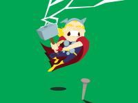 Thor by Chris Fernandez