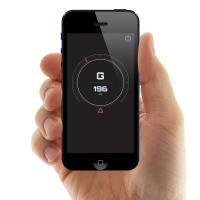 Guitar Tuner App for iPhone by Duncan McKean at Coroflot.com
