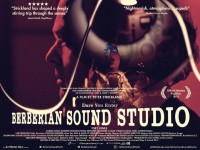 Berberian Sound Studio – INTRO UK - Design / Direction / Production – Integrated marketing solutions