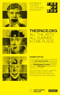 The Space – INTRO UK - Design / Direction / Production – Integrated marketing solutions