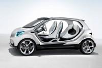 Smart Forjoy Concept - Car Body Design